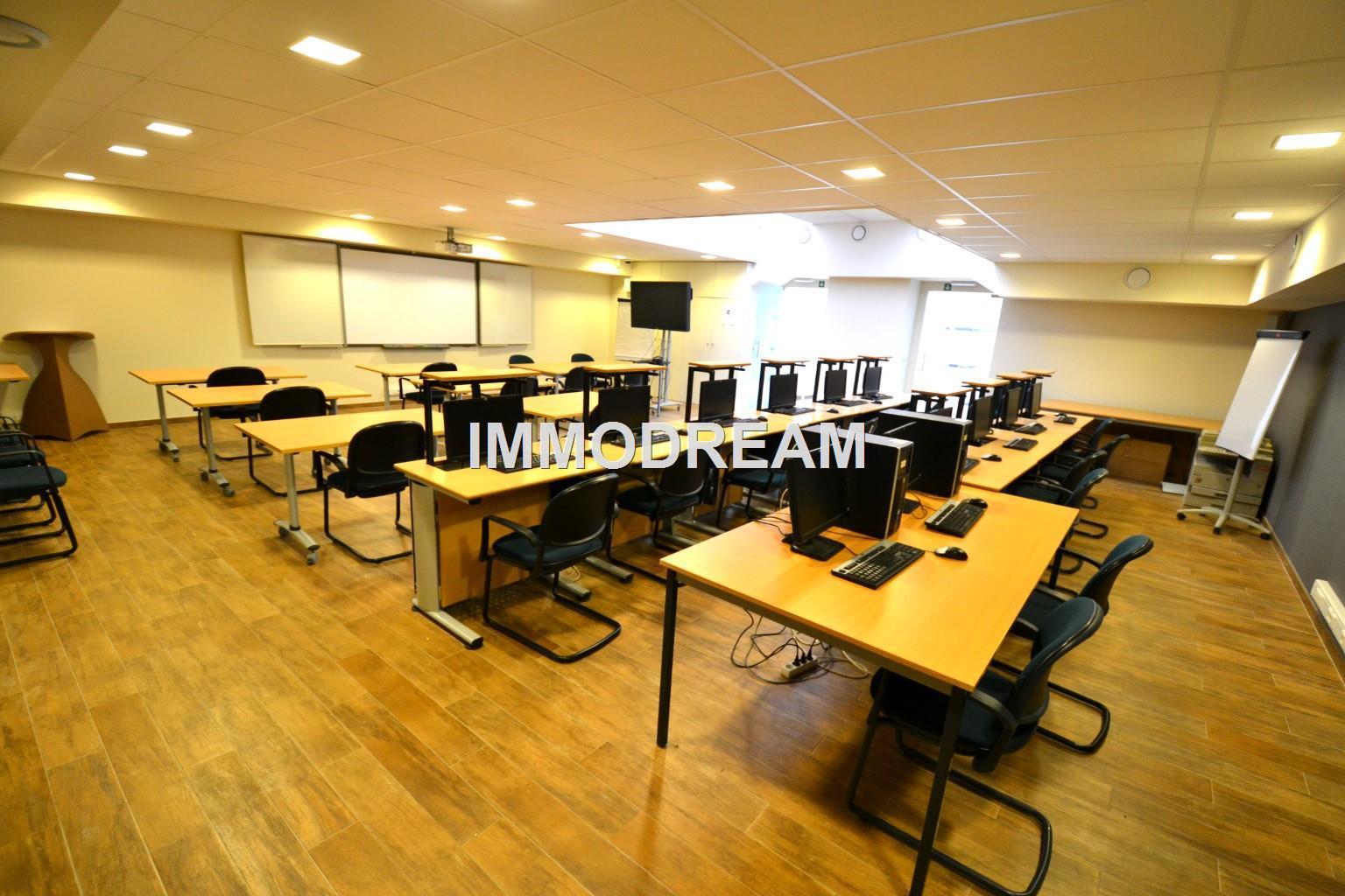 Mixt building off + res. - Woluwe-Saint-Lambert - #4025861-5