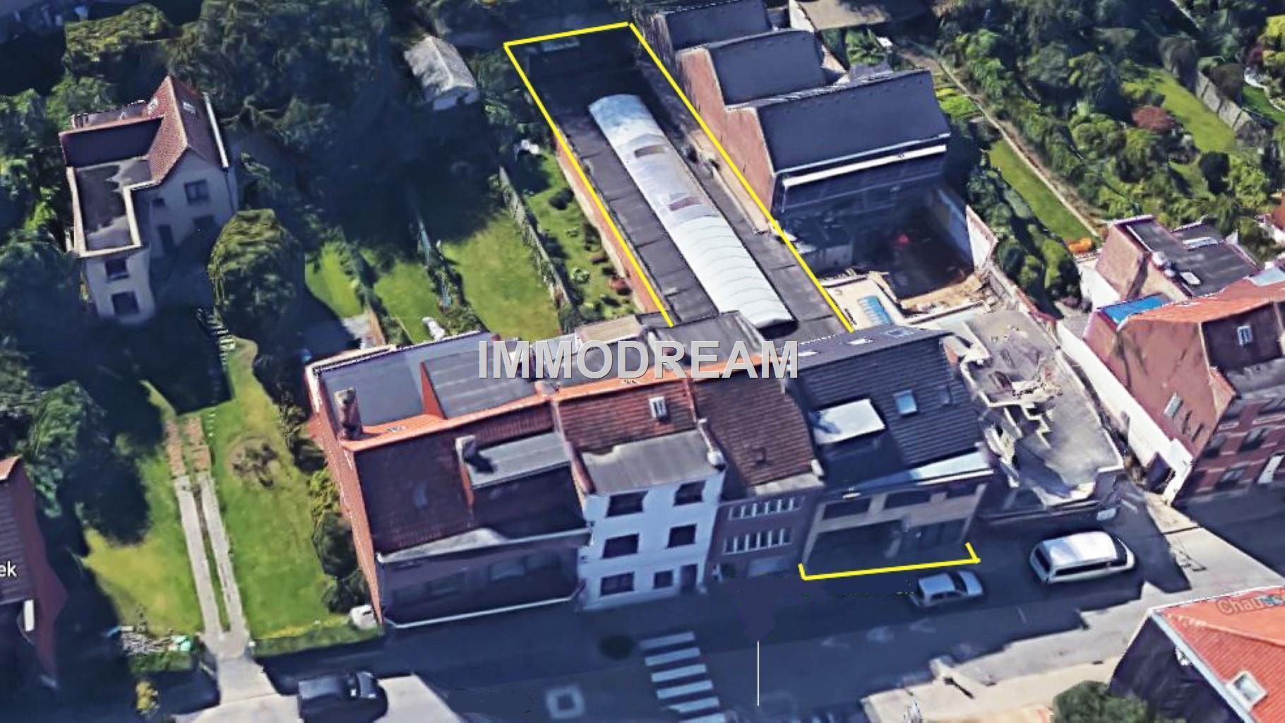 Mixt building off + res. - Woluwe-Saint-Lambert - #4025861-1