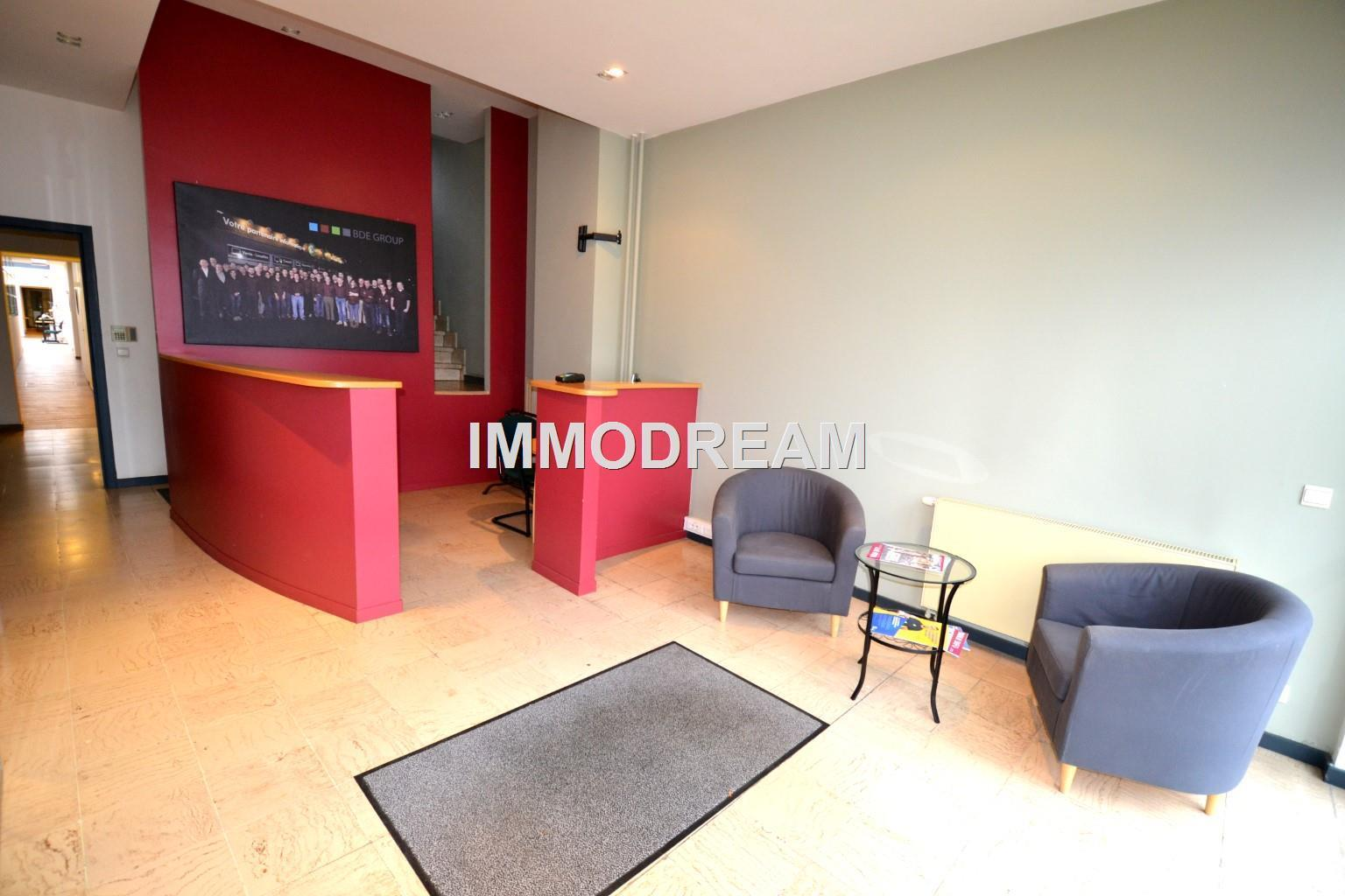 Mixt building off + res. - Woluwe-Saint-Lambert - #4025861-2